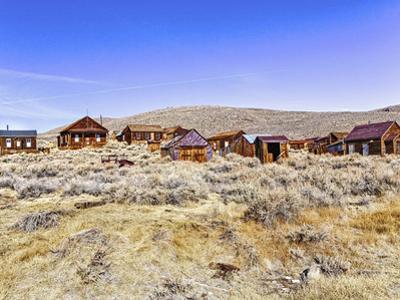 USA, Bodie, California. Mining town, Bodie California State Park. by Joe Restuccia III