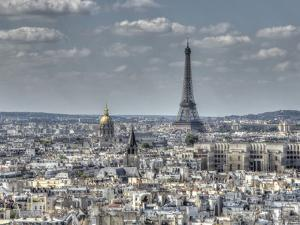 Dessus de Paris by Joe Reynolds
