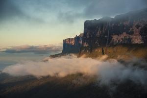 Mount Roraima in Morning Light by Joe Riis