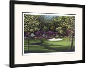 Augusta, 13th Azalea by Joe Sambataro