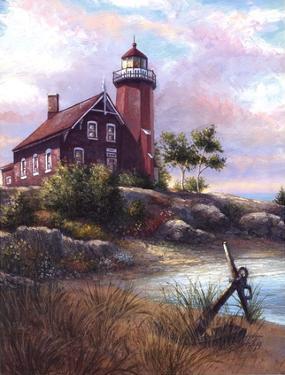 Eagle Harbor Light by Joe Sambataro
