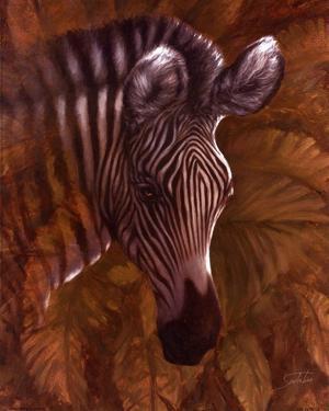 Safari Zebra by Joe Sambataro