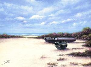 West Wind Beach by Joe Sambataro