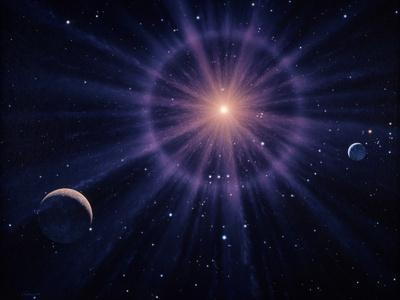 Art of Betelgeuse As Supernova