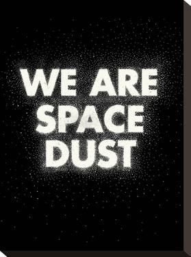 We Are Space Dust by Joe Van Wetering