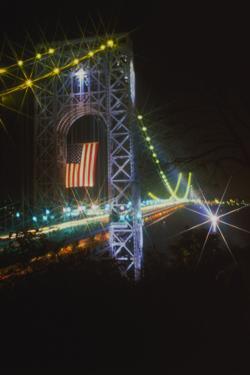 George Washington Bridge by Joe Whalen