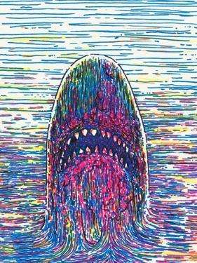 Marker Shark by JoeBakal