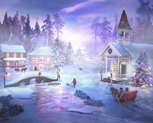 Christmas Creek by Joel Christopher Payne