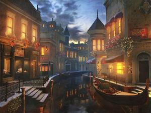 Enchanted Waters by Joel Christopher Payne