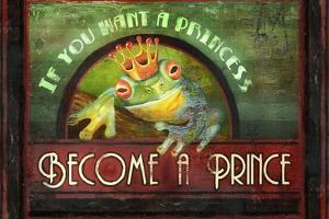 Frog Prince by Joel Christopher Payne