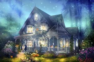 Halloween Lane by Joel Christopher Payne