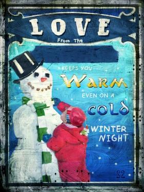 Love Keeps You Warm by Joel Christopher Payne