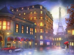 Mightnight in Paris by Joel Christopher Payne
