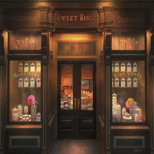 Sweet Shop by Joel Christopher Payne