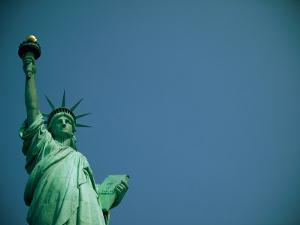 The Statue of Liberty by Joel Sartore
