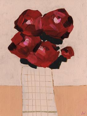 Floral Flirtation by Joelle Wehkamp