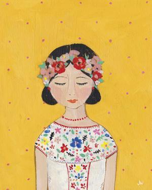 Floral Folk - Maria by Joelle Wehkamp