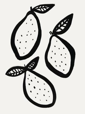 Fruit Cocktail - Lemon by Joelle Wehkamp