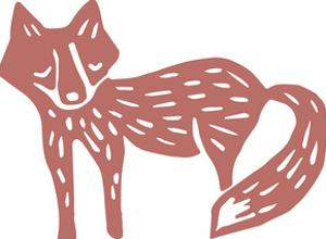 In The Wild - Fox by Joelle Wehkamp