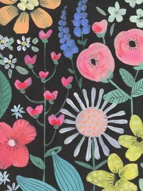 Lively Wildflowers by Joelle Wehkamp