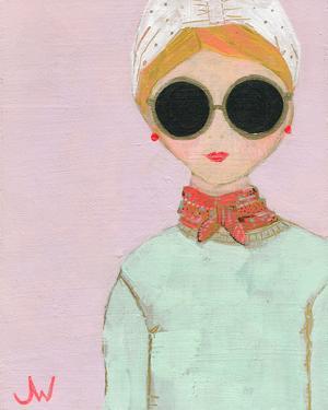 Petite Fille en Ciel by Joelle Wehkamp