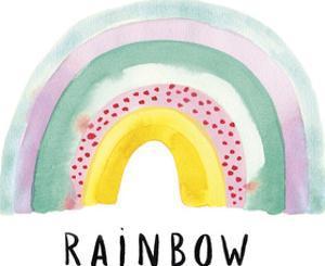 Rainbow Joy by Joelle Wehkamp