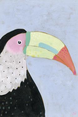 Tropical Birds - Toucan by Joelle Wehkamp