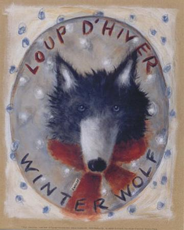 Loup d'Hiver by Joëlle Wolff