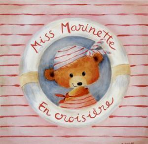Miss Marinette en Croisiere by Joëlle Wolff