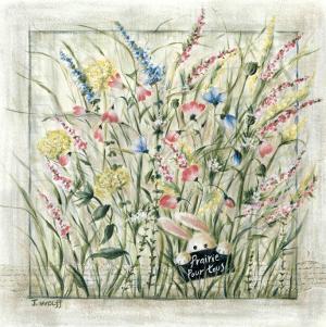 Prairie Pour Tous by Joelle Wolff