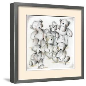 Reunion des Copains by Joelle Wolff