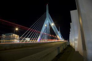 Boston Zakim Bridge by joeygil