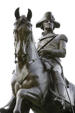 George Washington Statue by joeygil