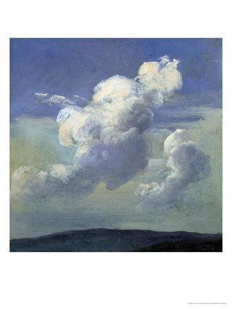 Cloud Study, 1832