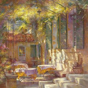 A l'Ombre de la Terrasse by Johan Messely