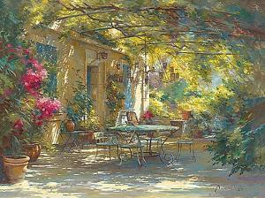 Ambiance d'Ete by Johan Messely