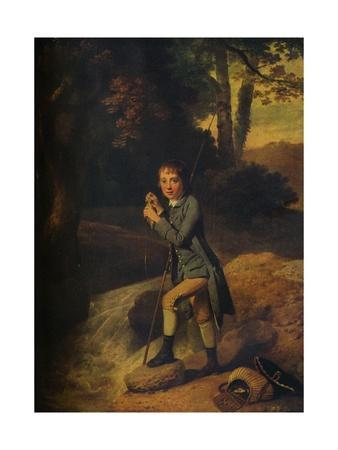 Master James Sayer, at the age of 13, c18th century, (1917)