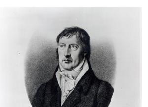 Georg Wilhelm Friedrich Hegel, Engraved by F.W Bollinger, C.1825 by Johann Christian Xeller