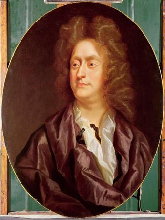 Portrait of Henry Purcell, 1695