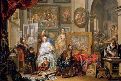 Studio of the Painter