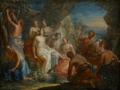 The Bath of Diana, C.1730