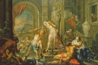The Pleasures of the Seasons: Summer, C.1730
