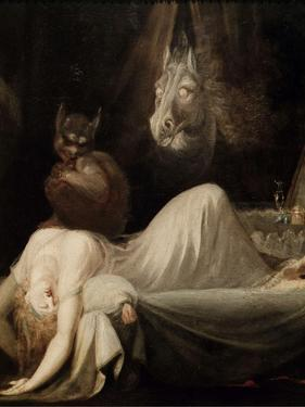 The Nightmare II, 1802 by Johann Heinrich Fussli