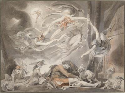 The Shepherd's Dream, 1786