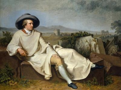 Goethe in the Campagna, 1787