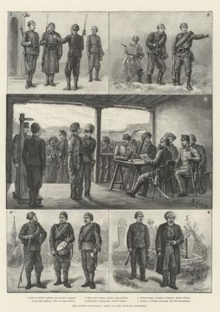 The Austro-Hungarian Army on the Turkish Frontier