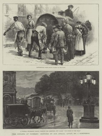 The Cholera at Hamburg