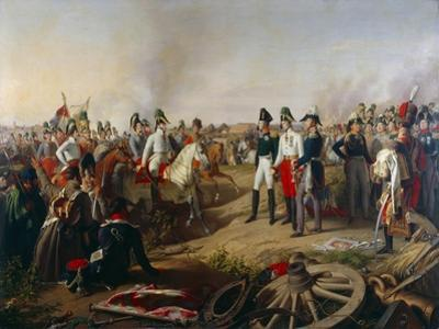 Declaration of Allied Victory after the Battle of Leipzig, 19th October 1813, 1839