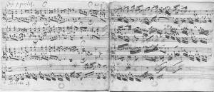 Sei Gegrusset Iesu Gutig by Johann Sebastian Bach