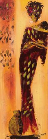 Femme Gazelle II